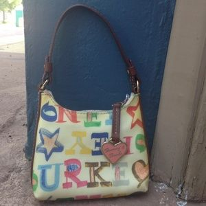 Dooney & Bourke Bags - Bitsy Bag Multi-Color Dooney & Bourke
